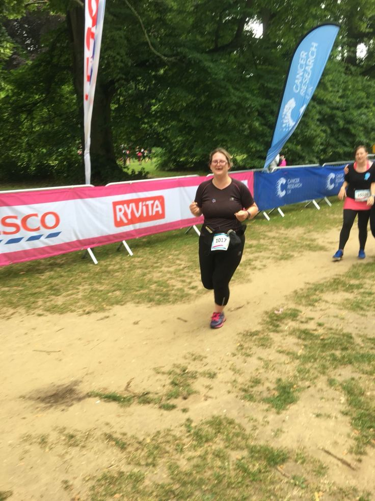19.06.2018 - Race for life finish